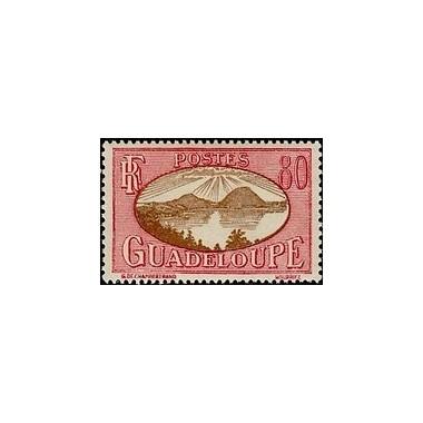 Guadeloupe N° 112A N *