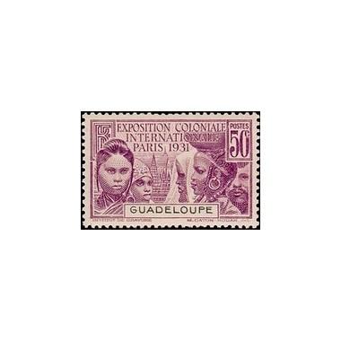 Guadeloupe N° 124 N *