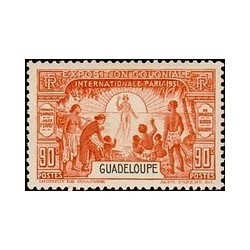 Guadeloupe N° 125 N *