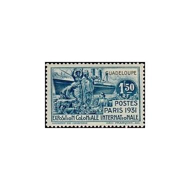 Guadeloupe N° 126 N *
