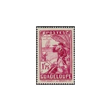 Guadeloupe N° 130 N *