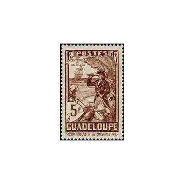 Guadeloupe N° 131 N *