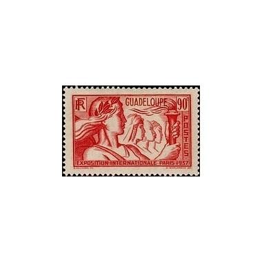 Guadeloupe N° 137 N *