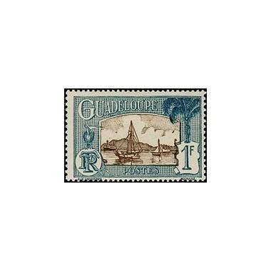Guadeloupe N° 152 N *