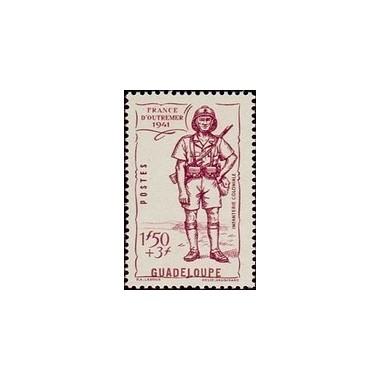 Guadeloupe N° 159 N *