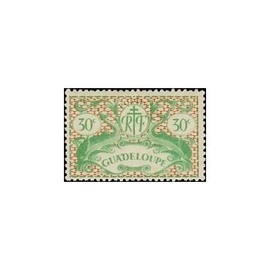 Guadeloupe N° 179 N *