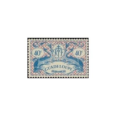 Guadeloupe N° 180 N *