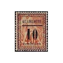 Guadeloupe N° 007 Obli