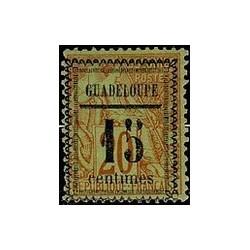 Guadeloupe N° 008 Obli