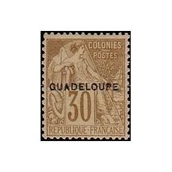 Guadeloupe N° 022 Obli