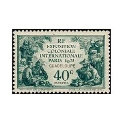 Guadeloupe N° 123 Obli
