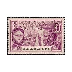 Guadeloupe N° 124 Obli