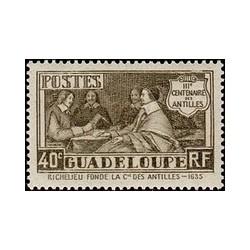 Guadeloupe N° 127 Obli