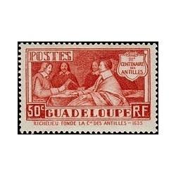 Guadeloupe N° 128 Obli