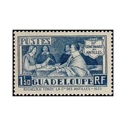 Guadeloupe N° 129 Obli