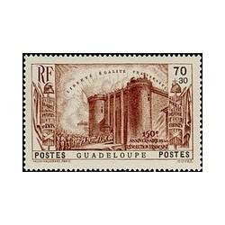 Guadeloupe N° 143 Obli