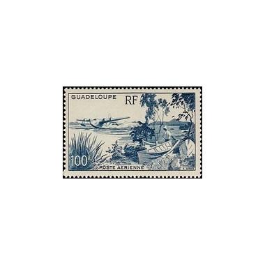 Guadeloupe PA N° 014 N **