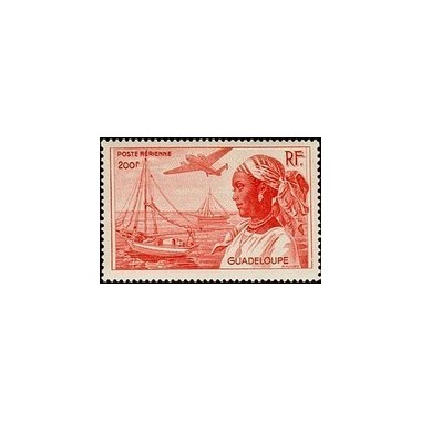 Guadeloupe PA N° 015 N *