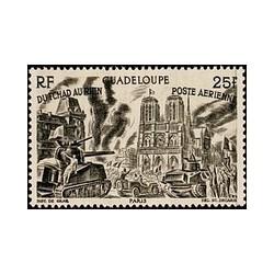 Guadeloupe PA N° 011 Obli