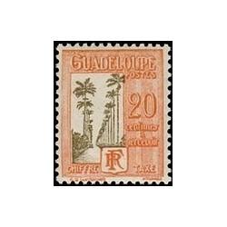Guadeloupe TA N° 030 N **