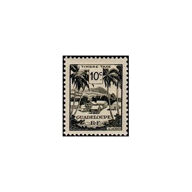 Guadeloupe TA N° 041 N **