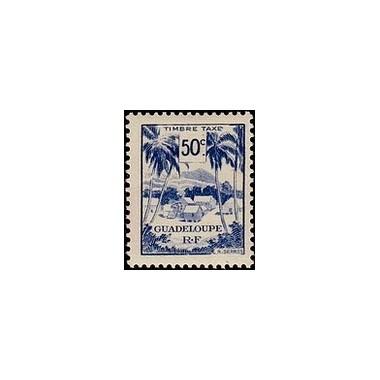 Guadeloupe TA N° 043 N **