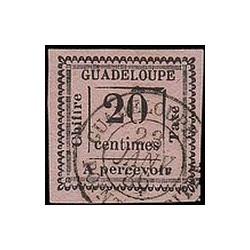 Guadeloupe TA N° 009 N *