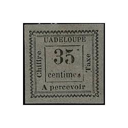 Guadeloupe TA N° 011 N *