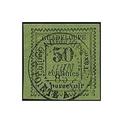 Guadeloupe TA N° 012 N *