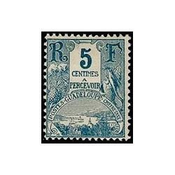 Guadeloupe TA N° 015 N *