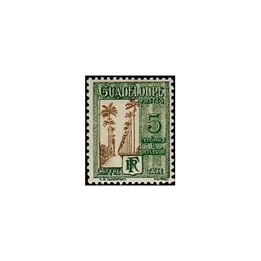 Guadeloupe TA N° 027 N *
