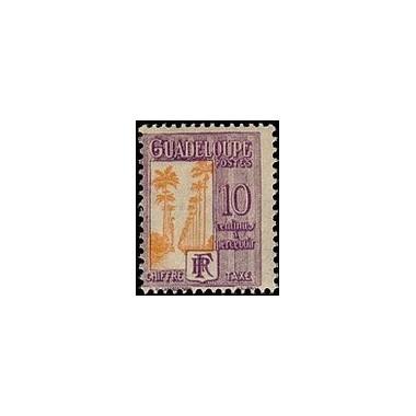 Guadeloupe TA N° 028 N *
