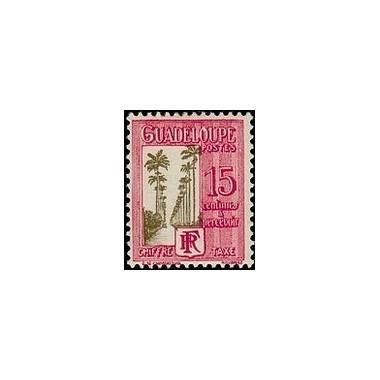 Guadeloupe TA N° 029 N *
