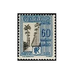 Guadeloupe TA N° 034 N *