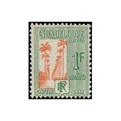 Guadeloupe TA N° 035 N *