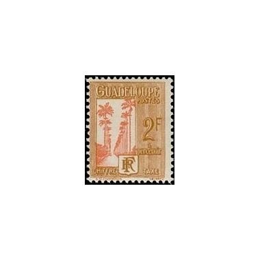 Guadeloupe TA N° 036 N *
