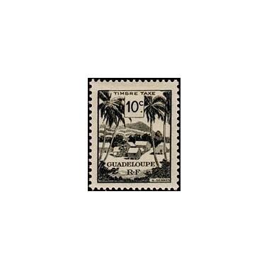 Guadeloupe TA N° 041 N *