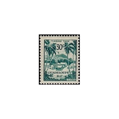 Guadeloupe TA N° 042 N *