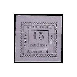 Guadeloupe TA N° 008 Obli