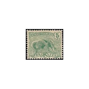 Guyane N° 052 N *