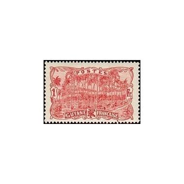 Guyane N° 063 N *
