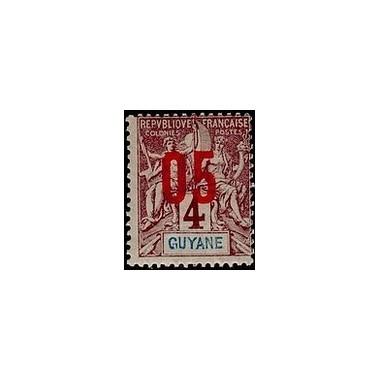 Guyane N° 067 N *
