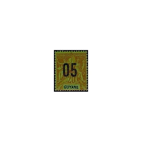Guyane N° 068 N *