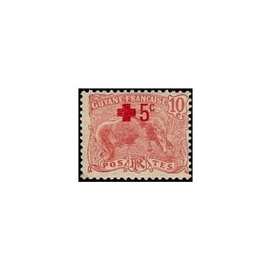 Guyane N° 074 N *