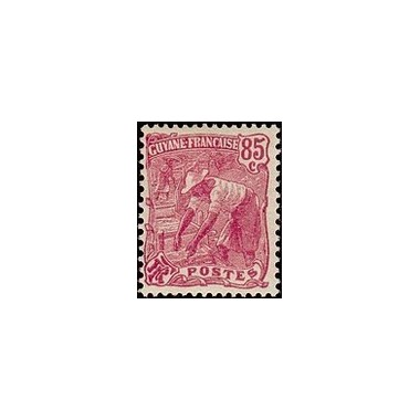 Guyane N° 086 N *