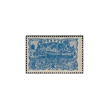 Guyane N° 087 N *
