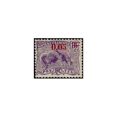 Guyane N° 094 N *