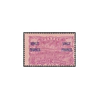 Guyane N° 096 N *
