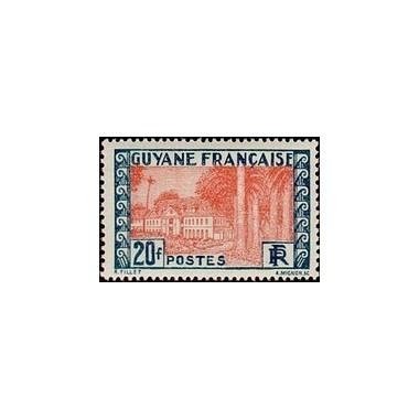 Guyane N° 132 N *