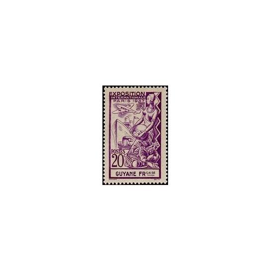 Guyane N° 143 N *